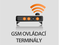 Ampertech - gsm ovládací terminály