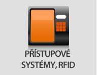 Ampertech - přístupové systémy, rfid