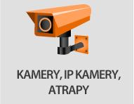 Ampertech - kamery, ip kamery, atrapy